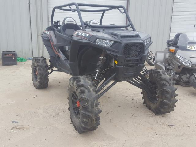 Polaris Vehiculos salvage en venta: 2016 Polaris RZR XP 100