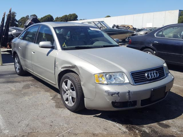 Audi A6 3 salvage cars for sale: 2003 Audi A6 3