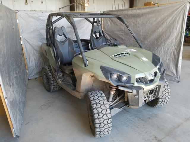 Can-Am Commander salvage cars for sale: 2019 Can-Am Commander