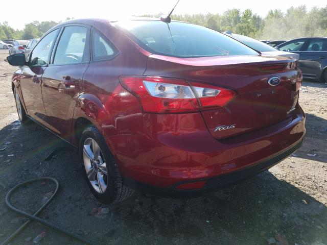 купить 2013 FORD FOCUS SE 1FADP3F25DL266745