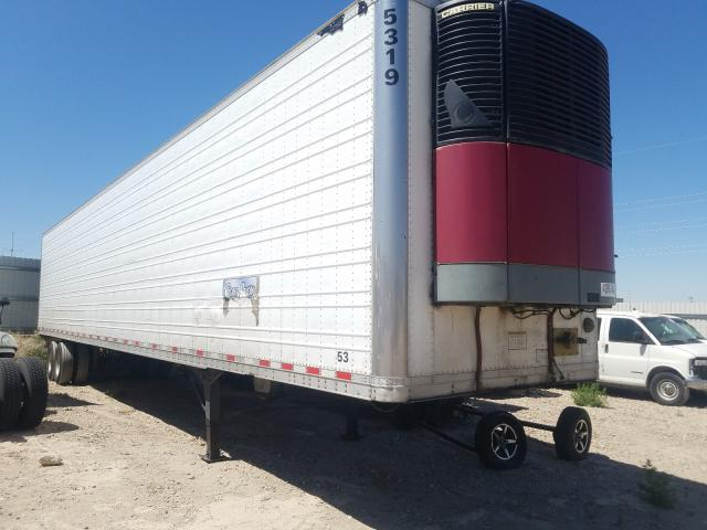 Great Dane salvage cars for sale: 2004 Great Dane Trailer