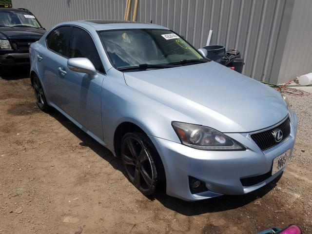 Lexus Vehiculos salvage en venta: 2012 Lexus IS 250