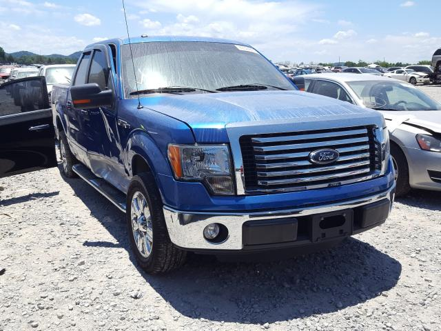 Ford salvage cars for sale: 2011 Ford F150 Super