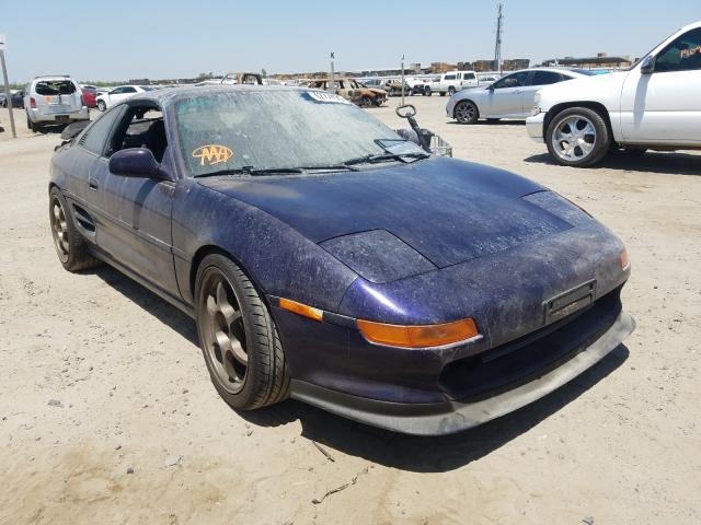 Toyota MR2 Sport salvage cars for sale: 1992 Toyota MR2 Sport