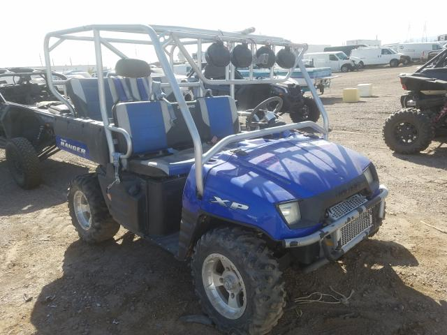 Salvage cars for sale from Copart Phoenix, AZ: 2008 Polaris Ranger XP