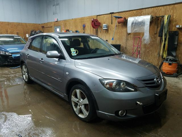 Mazda 3 Hatchbac salvage cars for sale: 2004 Mazda 3 Hatchbac