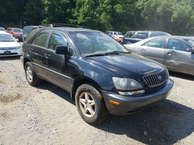 Salvage cars for sale from Copart Marlboro, NY: 1999 Lexus RX 300