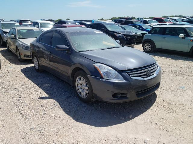 Salvage cars for sale from Copart Temple, TX: 2012 Nissan Altima Base