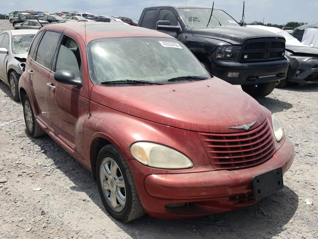 Salvage cars for sale from Copart Madisonville, TN: 2003 Chrysler PT Cruiser