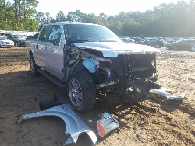 Salvage cars for sale from Copart Jacksonville, FL: 2014 Ford F150 Super