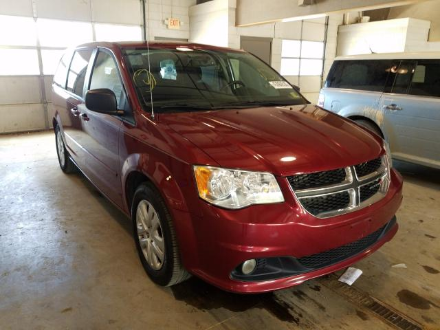 Vehiculos salvage en venta de Copart Sandston, VA: 2015 Dodge Grand Caravan