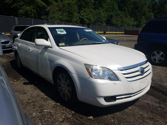 Salvage cars for sale from Copart Waldorf, MD: 2007 Toyota Avalon XL