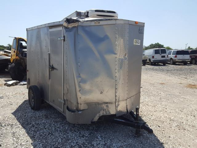 Cargo Utility Trailer salvage cars for sale: 2015 Cargo Utility Trailer