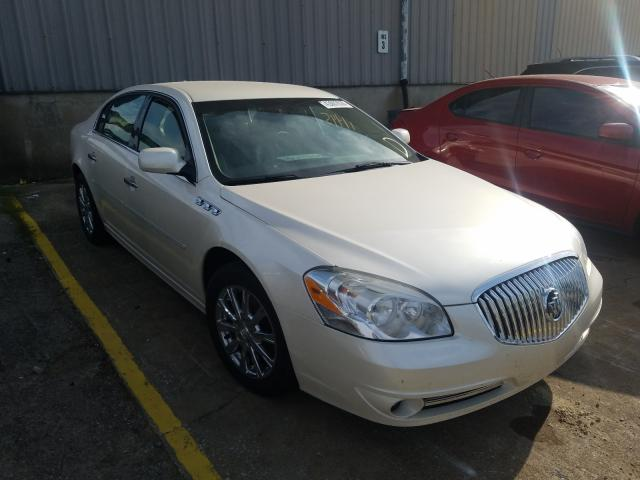 Salvage cars for sale from Copart Lawrenceburg, KY: 2011 Buick Lucerne CX