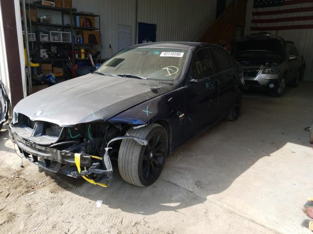 BMW 3 SERIES 2011 1