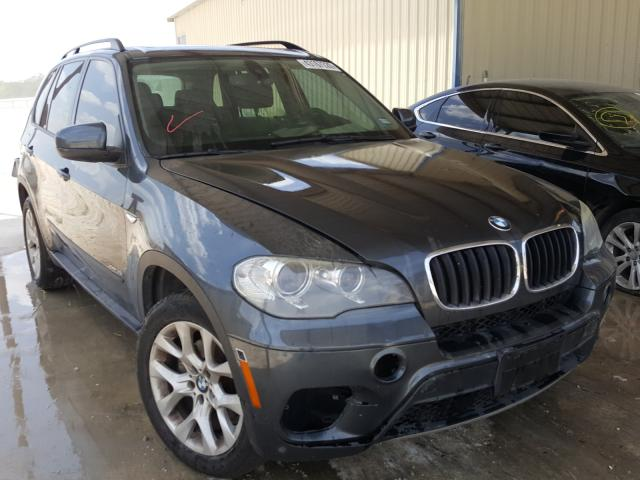 Salvage cars for sale from Copart San Antonio, TX: 2012 BMW X5 XDRIVE3