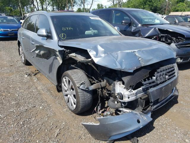 Audi A4 Premium salvage cars for sale: 2009 Audi A4 Premium