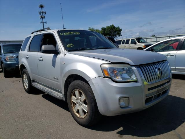 Mercury salvage cars for sale: 2008 Mercury Mariner