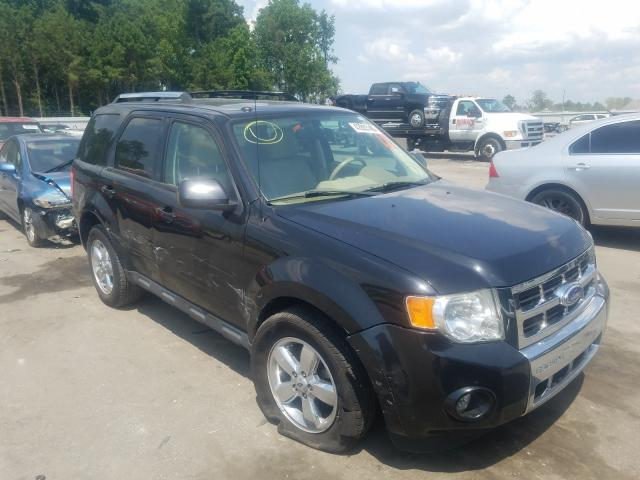 Salvage cars for sale from Copart Dunn, NC: 2011 Ford Escape LIM