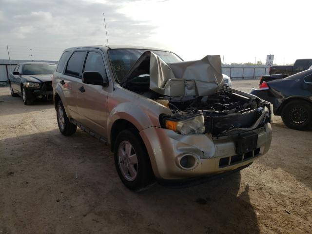 Ford Escape XLS salvage cars for sale: 2010 Ford Escape XLS
