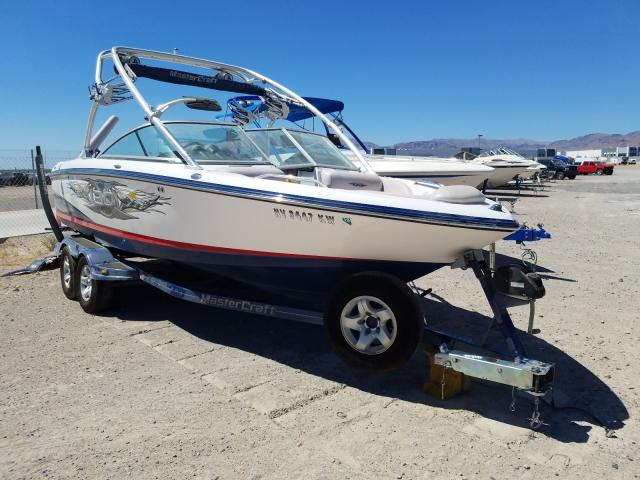 Salvage cars for sale from Copart Las Vegas, NV: 2006 Mastercraft Marine Trailer