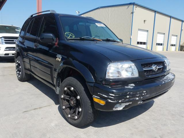 Suzuki Grand Vitara salvage cars for sale: 1999 Suzuki Grand Vitara