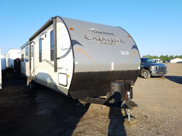 Coachmen Catalina salvage cars for sale: 2015 Coachmen Catalina