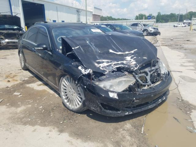 Mercedes-Benz Vehiculos salvage en venta: 2008 Mercedes-Benz S 550
