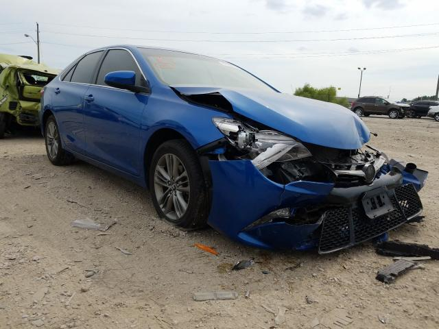 Salvage 2017 Toyota CAMRY LE/S for sale