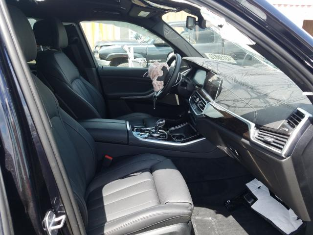 пригнать из сша 2020 BMW X5 XDRIVE40I 5UXCR6C00L9B19640