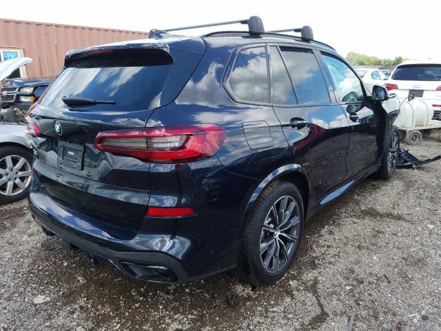 цена в сша 2020 BMW X5 XDRIVE40I 5UXCR6C00L9B19640
