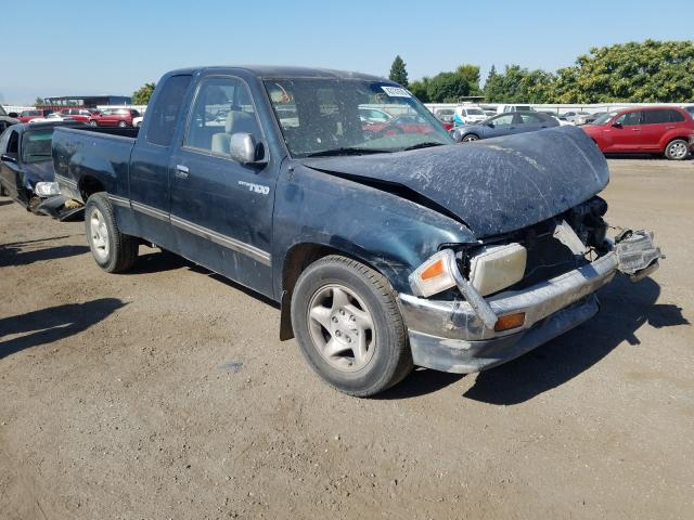 Salvage cars for sale from Copart Bakersfield, CA: 1995 Toyota T100 Xtrac