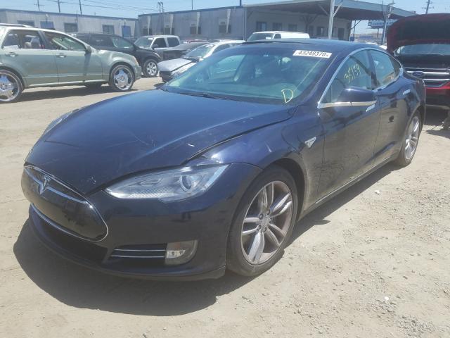 2014 Tesla MODEL S | Vin: 5YJSA1H14EFP43567