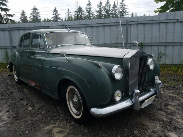 Rolls-Royce salvage cars for sale: 1962 Rolls-Royce Silver CLO