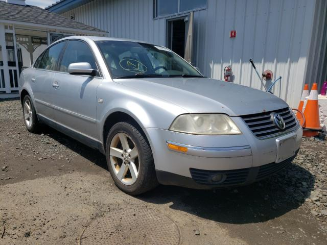 Volkswagen salvage cars for sale: 2004 Volkswagen Passat GLX