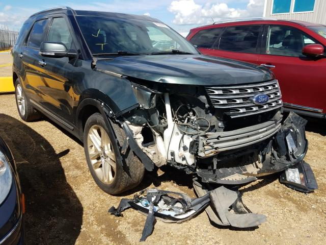 Ford Explorer L Vehiculos salvage en venta: 2016 Ford Explorer L
