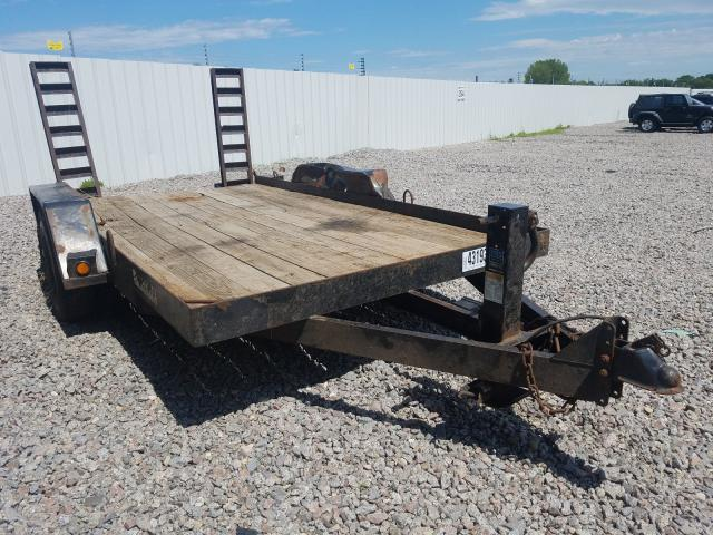 Fell Vehiculos salvage en venta: 1998 Fell Trailer