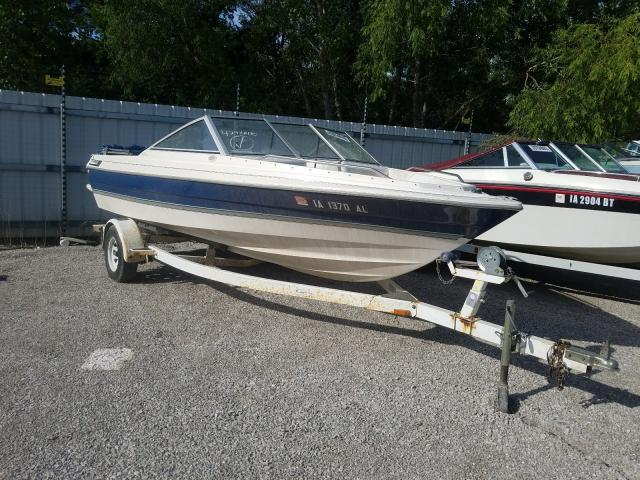 Bayliner salvage cars for sale: 1998 Bayliner Boat
