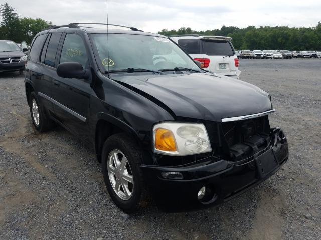 GMC Envoy salvage cars for sale: 2008 GMC Envoy