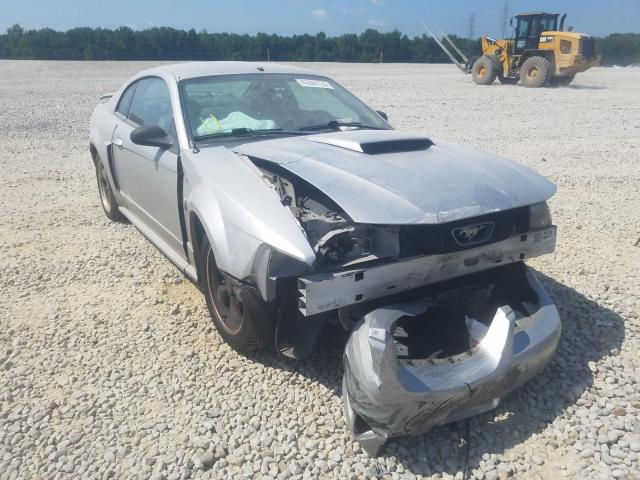 Salvage cars for sale from Copart Memphis, TN: 2004 Ford Mustang GT
