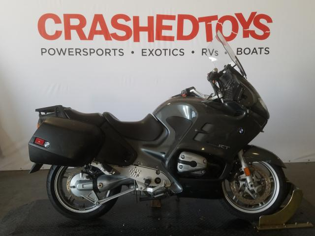 BMW R1150 RT salvage cars for sale: 2004 BMW R1150 RT
