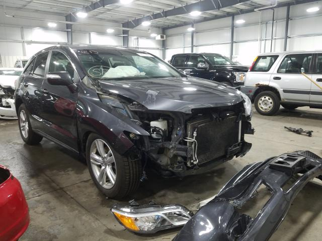 Acura RDX salvage cars for sale: 2014 Acura RDX