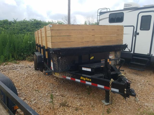 Big Tex salvage cars for sale: 2020 Big Tex Trailer