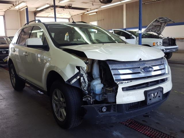 Salvage cars for sale from Copart Pasco, WA: 2008 Ford Edge SEL