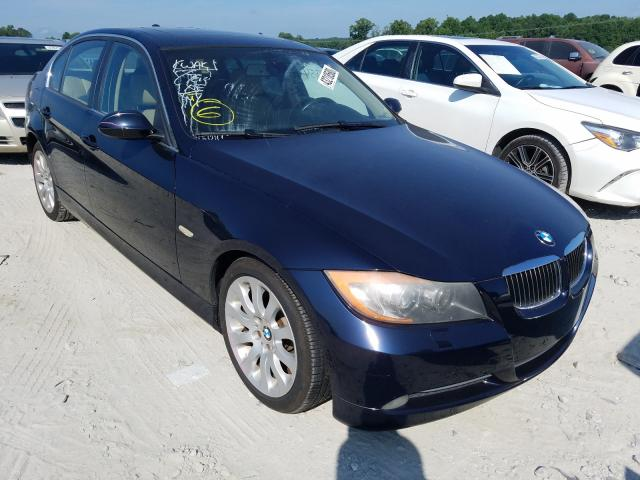 BMW 330 I salvage cars for sale: 2006 BMW 330 I