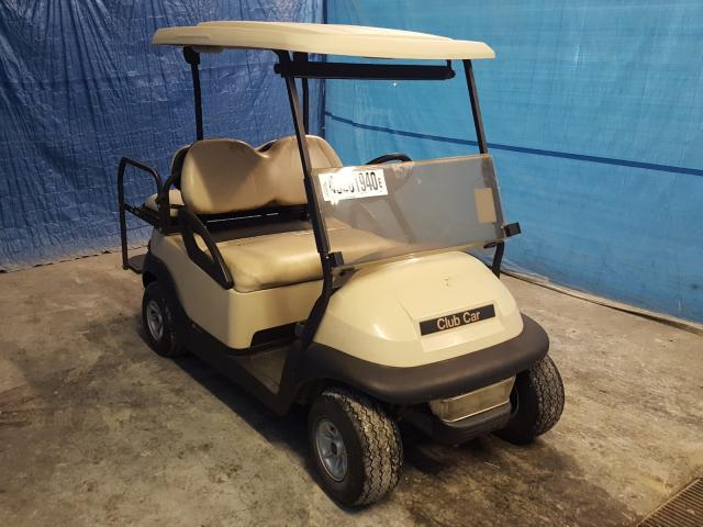 Golf Club Car salvage cars for sale: 2008 Golf Club Car