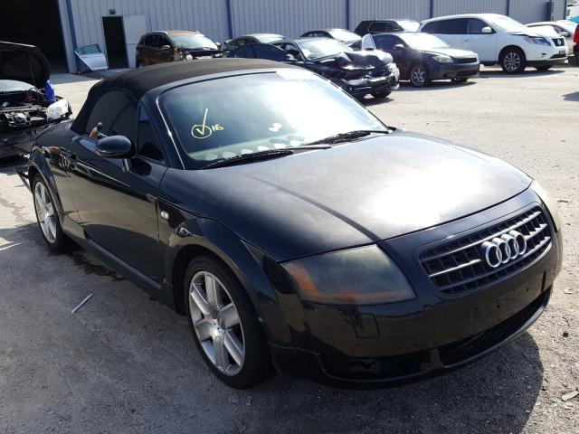 Audi TT salvage cars for sale: 2003 Audi TT