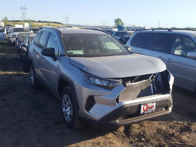 Salvage cars for sale from Copart Billings, MT: 2019 Toyota Rav4 LE