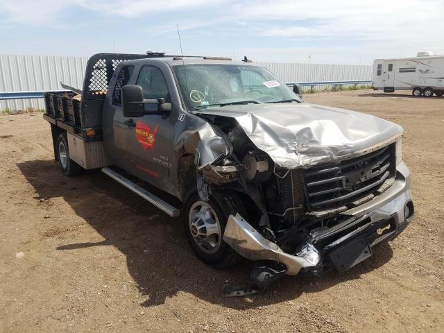 Salvage cars for sale from Copart Amarillo, TX: 2008 GMC Sierra K35