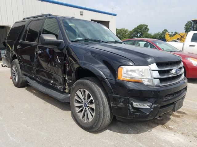 Salvage cars for sale from Copart Rogersville, MO: 2017 Ford Expedition